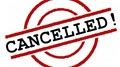 Bookfair and Reading Night Cancelled!