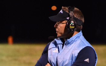Coach Mark Palmer