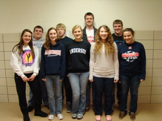2012 All State Students