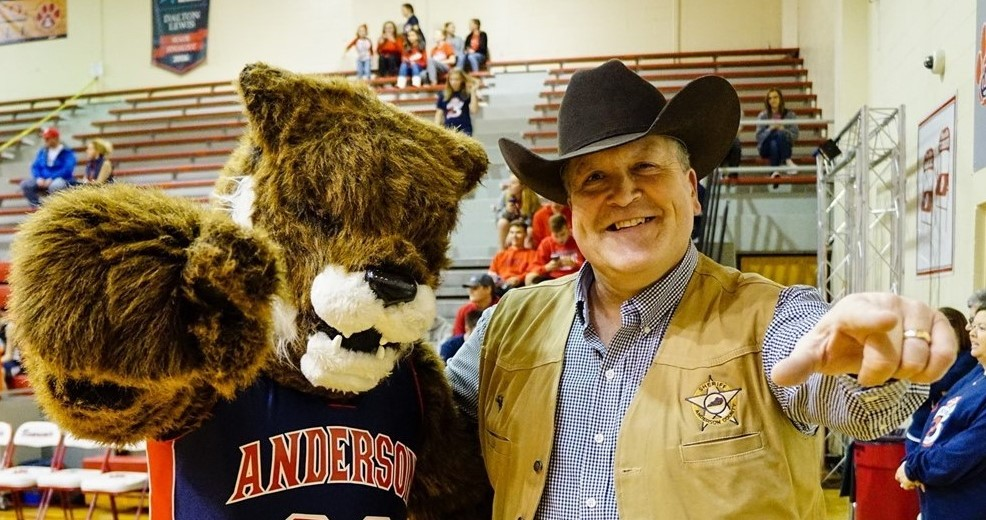 Bearcat with Sheriff