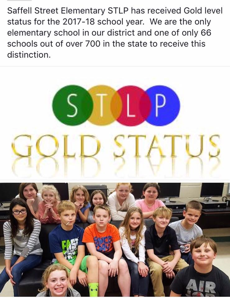 Gold Status STLP