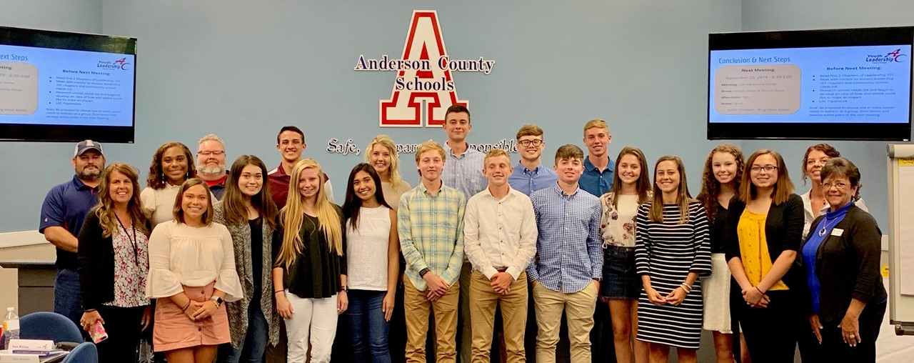 Youth Leadership Anderson County