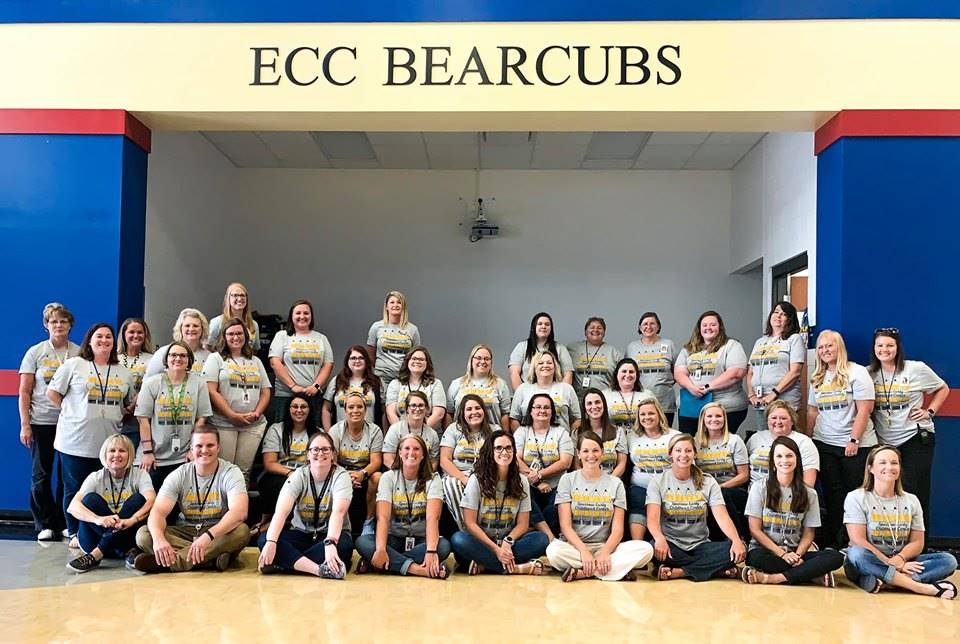 Staff First Day Photo 2019