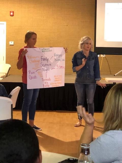 Presentation at the DAP Training September 27, 2019