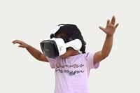 Girl virtual